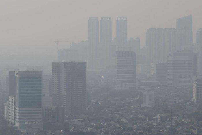 """Không khí môi trường thực hiện tại Việt Nam và sự cần thiết của 1 """"Lá Phổi Nhân Tạo"""""""