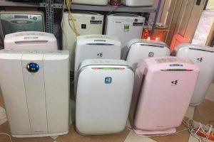Hướng dẫn chọn máy lọc không khí Nhật bãi
