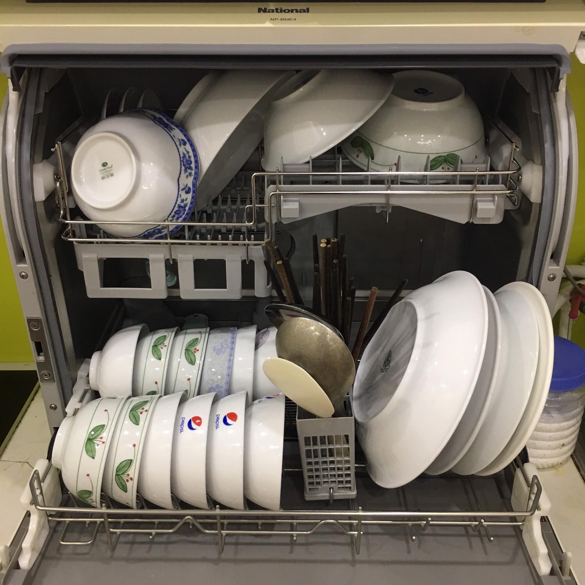 Kinh nghiệm mua máy rửa bát nhật bãi