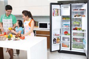Hướng dẫn cách sử dụng tủ lạnh nội đại Nhật hiệu quả nhất
