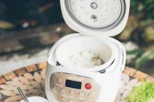 Nồi cơm điện 1 lít nấu được bao nhiêu gạo?