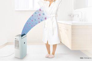 Những loại máy hút ẩm nội địa Nhật dùng tốt nhất