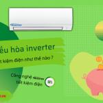 Điều hòa inverter tiết kiệm điện như thế nào ?