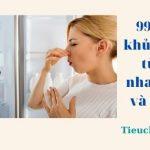 99+ Cách khử mùi hôi tủ lạnh nhanh nhất và dễ nhất