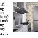Hướng dẫn sử dụng tủ lạnh panasonic nội địa nhật một số dòng hiện nay